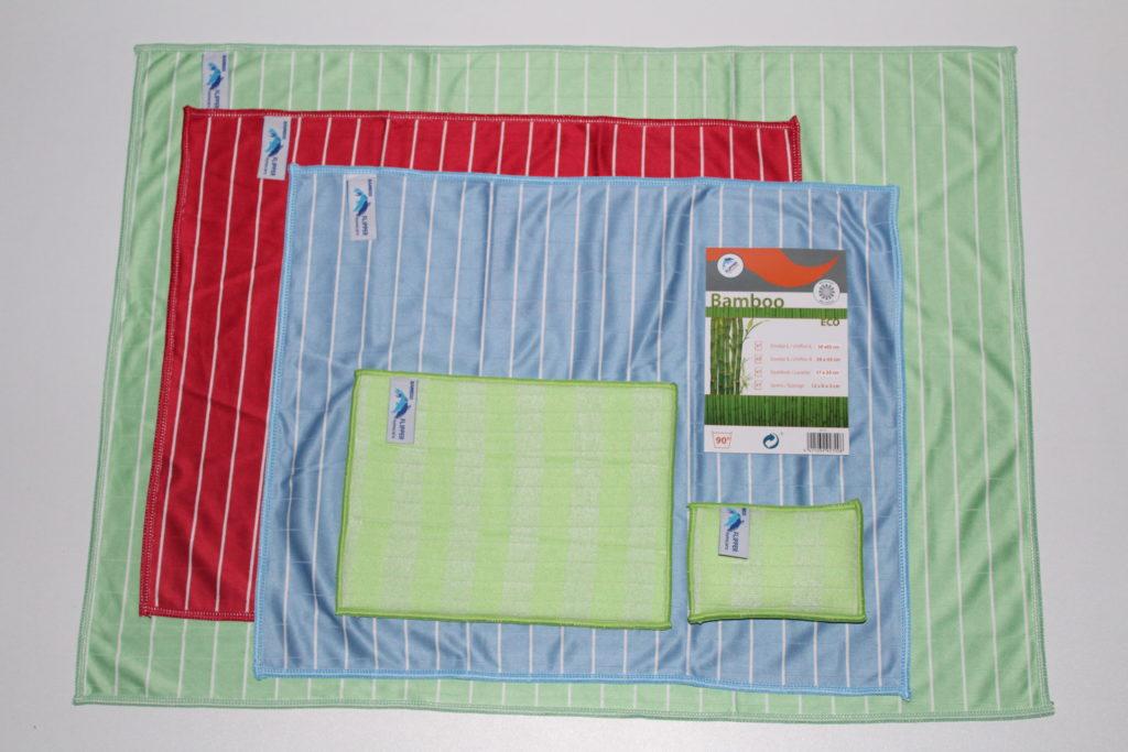 Flipper Bamboo Multi set, 6 stuks