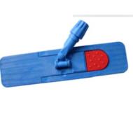 Vlakmophouder met magneetsluiting. 10 x 40 cm inclusief steel