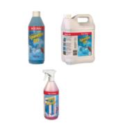 Venster reiniging producten