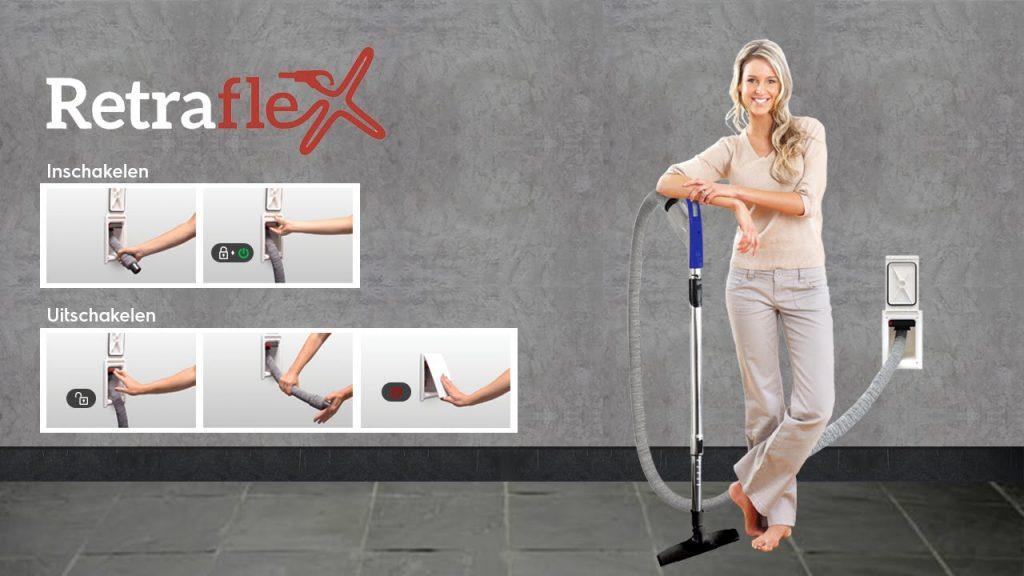 Een Oprolbare Slang van Retraflex: optimaal comfort   Bestel Online