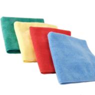 Microvezel doekjes en dweilen
