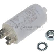 CONDENSATOR 2.5 µF 450 V/KLEM